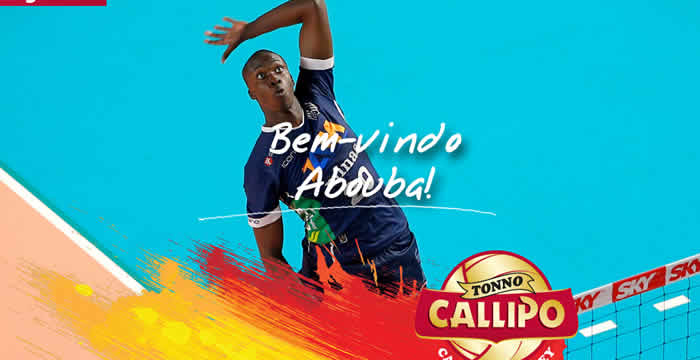 Volley, Tonno Callipo ingaggia Aboubacar Drame Neto